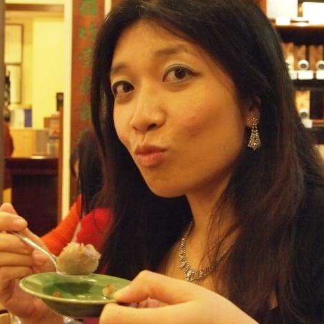 delicious chinese dim sum.