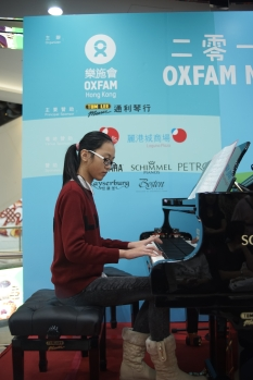 Chan yu Sze on piano