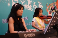 Ellen Thong and Theodora Fung