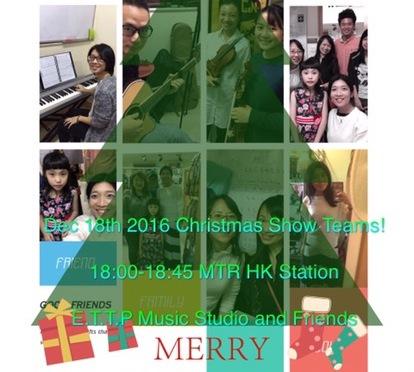 1218 Mtr Christmas show!