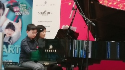 Anthony Tai playing Duet with Miss Ellen